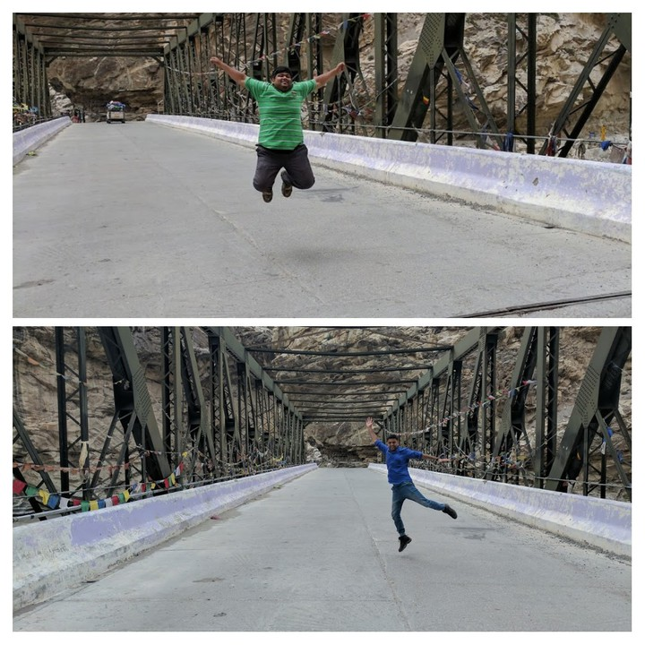 Just stretching our legs :D and getting some photography lessons along the way!